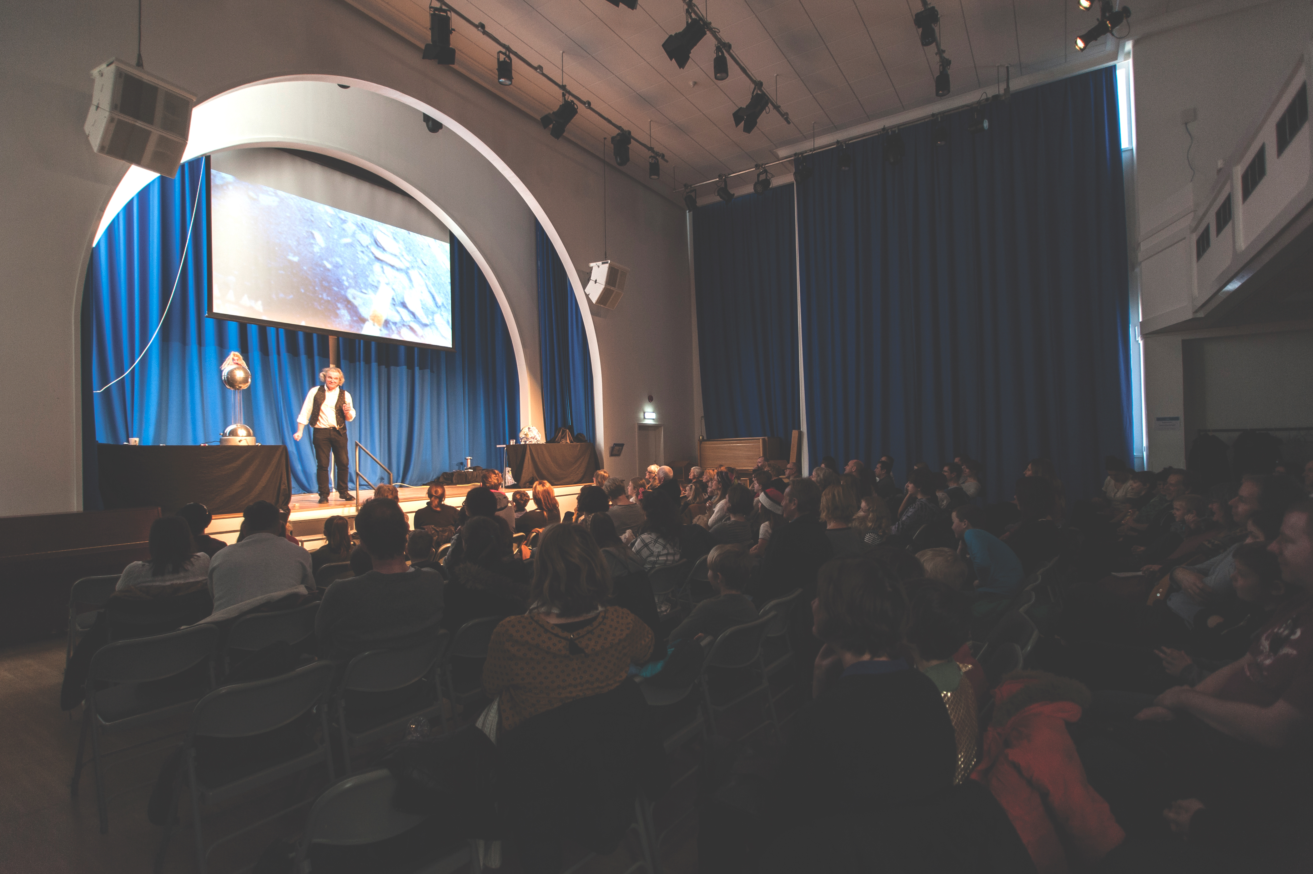 Science: The Best Bits, The Brighthelm Centre, Brighton Science